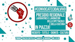 Sabato 30 maggio a Torino scendono in piazza i lavoratori dello ...