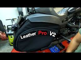 v2 leather pro initial review install