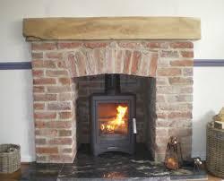 stove a small granite hearth