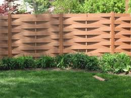 wooden fence design ideas for your