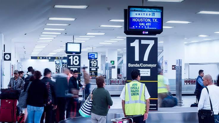 """Resultado de imagen de aeropuerto cuidad de mexico equipaje"""""""