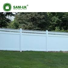 China 6 X 8 Vinyl Pvc Privacy Fence Double Gate Garden Zone China Tongue And Groove Vinyl Private Fence White Vinyl Privacy Fence