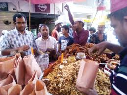 dhaka relishes traditional dhakaia iftar in ramadan arab news