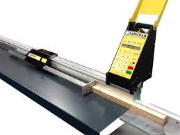 Tigerstop Sawgear Programmable Stop Woodworking Machinery Jj Smith