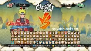 Naruto Shippuden Ultimate Ninja Heroes 3 – PSP - Torrents Juegos