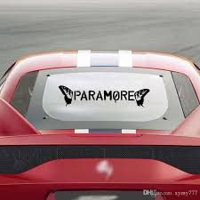 2020 Hot Sale For Paramore Car Styling Truck Decal Vinyl Funny Sticker Jdm Car Window Accessories Graphics Decorate From Xymy777 0 92 Dhgate Com