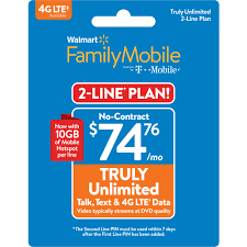 family mobile 74 76 truly unlimited