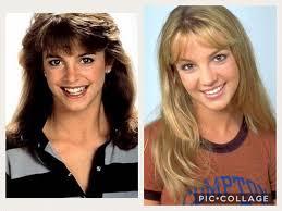 Cynthia Gibb and Britney Spears. : CelebrityLookalikes