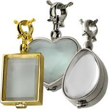 gl locket memento jewelry sterling