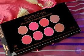 makeup revolution london ultra blush