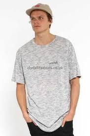 exotic grey mens clothing rpm slub tee