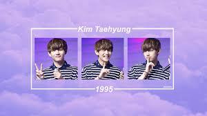 kim taehyung wallpaper pc
