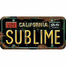 Sublime Stickers Decals Bumper Stickers
