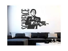 Movies And Tv Wall Decals And Stickers Scarface
