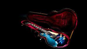 electric guitar les paul wallpapers hd