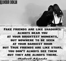 fake friends cave