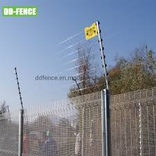 China Electric Security Fence High Voltage Pulse Electric Fence Alarm System Ce Certification China Electric Security Fence High Voltage Pulse