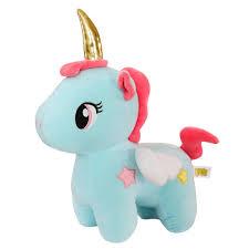 Đồ Chơi Thú Bông Blesiya Unicorn Với Đôi Cánh Bé Xoa Dịu Quà Tặng Sinh Nhật Cho  Bé Gái
