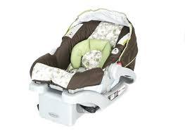 infant car seat snugride graco