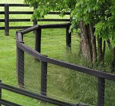 Pin By Lori Febbo On Recipes Farm Fence Horse Fencing Fence Options