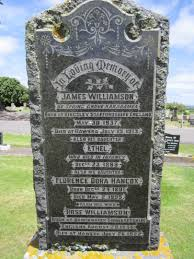Florence Dora Hancox Williamson (1891-1895) - Find A Grave Memorial