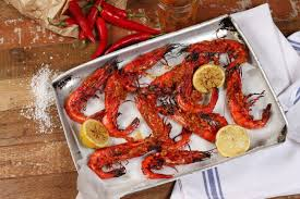 5 ways to cook Spanish Prawns