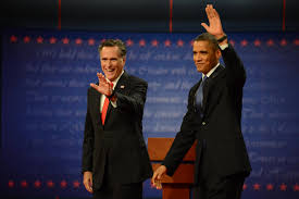 live blog from the presidential debate ...
