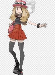 Pokémon X và Y Serena Ash Ketchum Clemont Pikachu, pikachu, phim ...