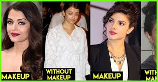 actresses without makeup