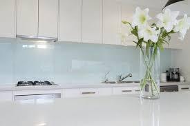 glass splashback colours