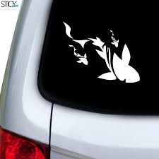 Tribal Sharks Decal For Car Window Stickany