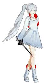 Rwby Weiss Schnee Full Color Vinyl Decal Collector S Heaven