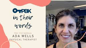 Client Testimonials PBK Member Ada Wells Physical Therapist - YouTube