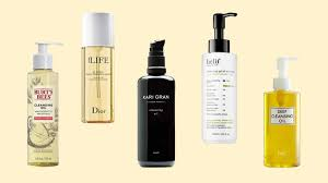 17 best cleansing oils for all skin