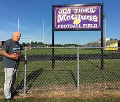 Moody County Enterprise   Field's name honors admired coach