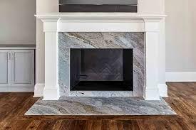 stone fireplaces distinctive granite