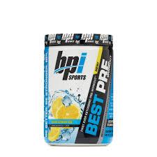 bpi sports best pre workout whey