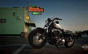 harley davidson motorbike bike