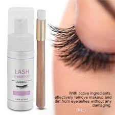 melao 50ml eyelash cleanser foam