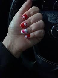 vip nail and spa gift card santa