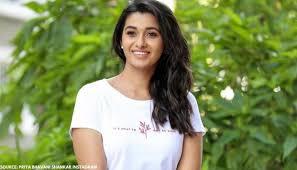 Indian 2' actor Priya Bhavani Shankar shares her 'new routine'; see post -  Republic World
