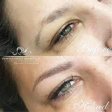 3d effect hair stroke eyebrow tattoo
