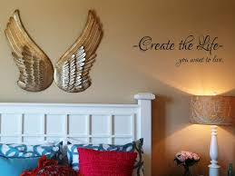 Create The Life You Want To Live Wall Decal