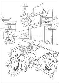Cars Kleurplaten Disneykleurplaten Com