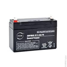batterie et pile pour système d alarme