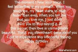love quotes for my boyfriends birthday image quotes at com