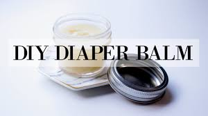 diy natural diaper rash cream recipe