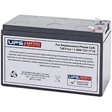 Amazon Com 12v 7ah Sealed Lead Acid Sla Replacement Battery For Patriot Solarguard 155 Electric Fence Energizer Home Audio Theater