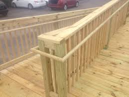 ADA Access Ramp - Clayton Construction Services LLC