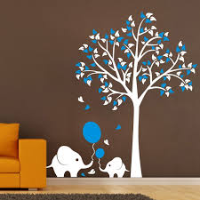 Luckkyy Cute Three Koalas On The Tree Branches Wall Decal Wall Sticker Baby Nursery Decor Kids Room Wall Decor Wall Stickers Murals White Room Decor Wall Decor